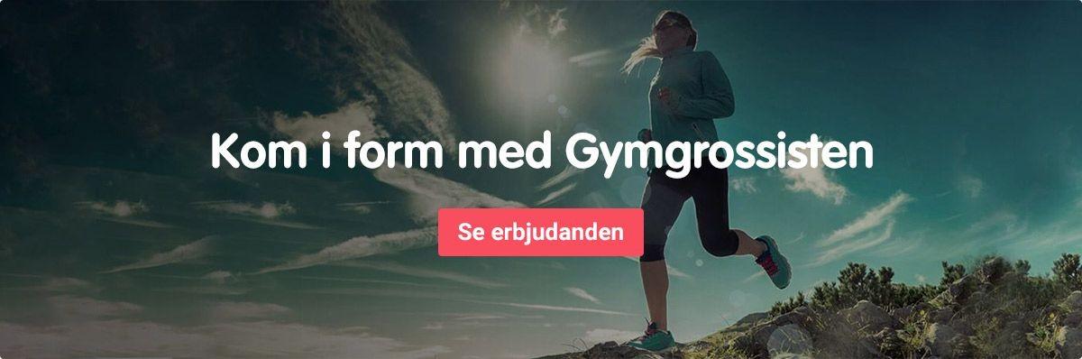 Gymgrossisten rabattkoder