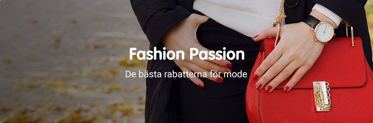 Rabattkoder för mode